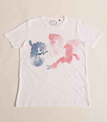 Tee-shirt Ruban - White