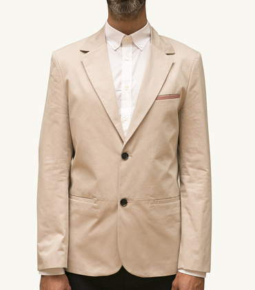 Suit jacket Arthur - Light peach