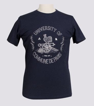 Tee-shirt University - Navy