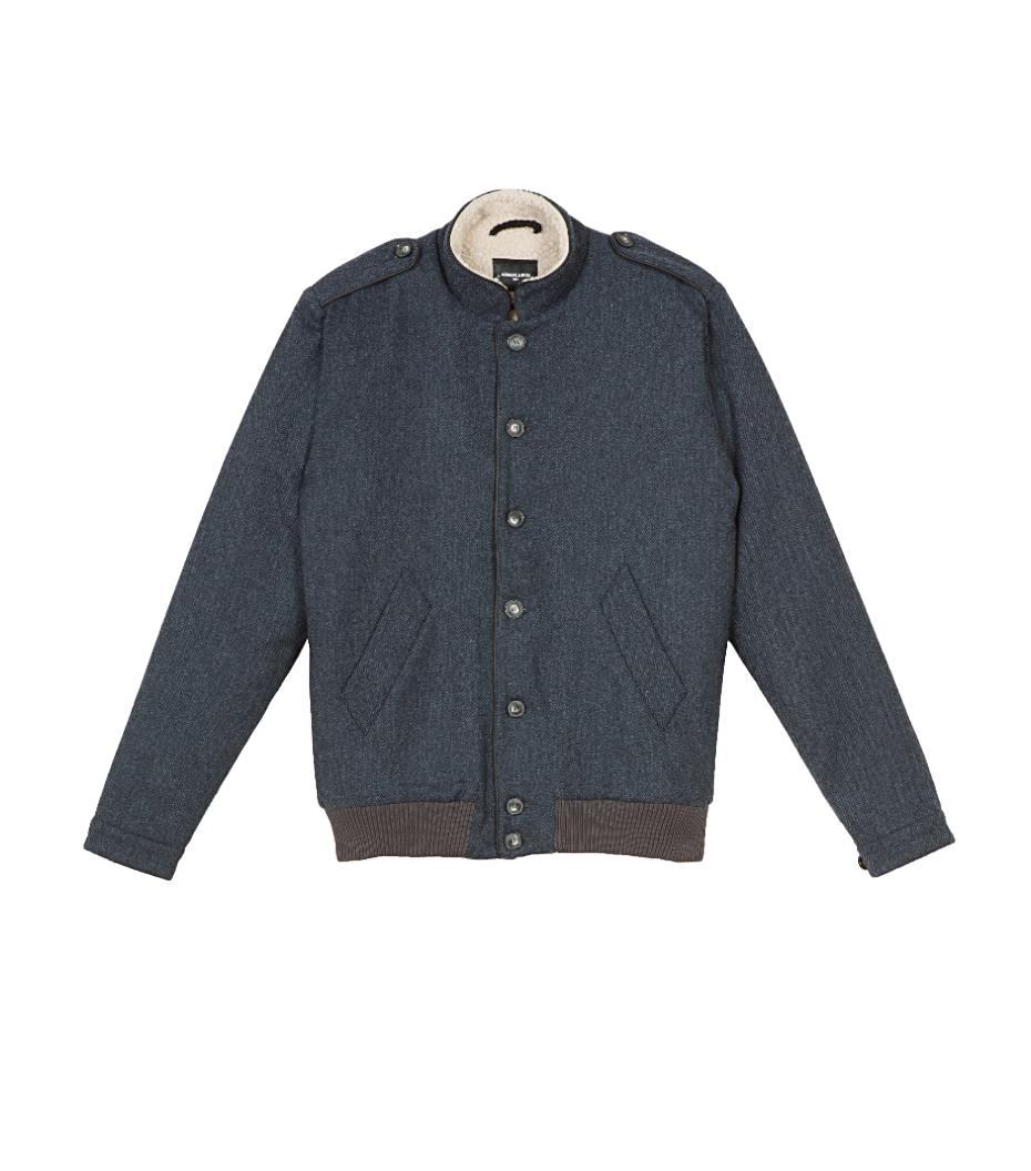 Jacket Albert - Blue