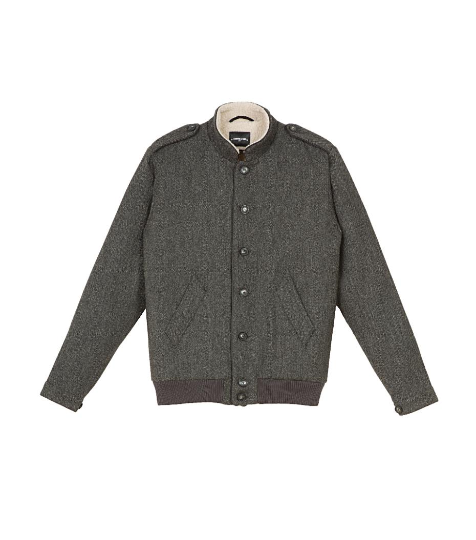 Jacket Albert - Grey