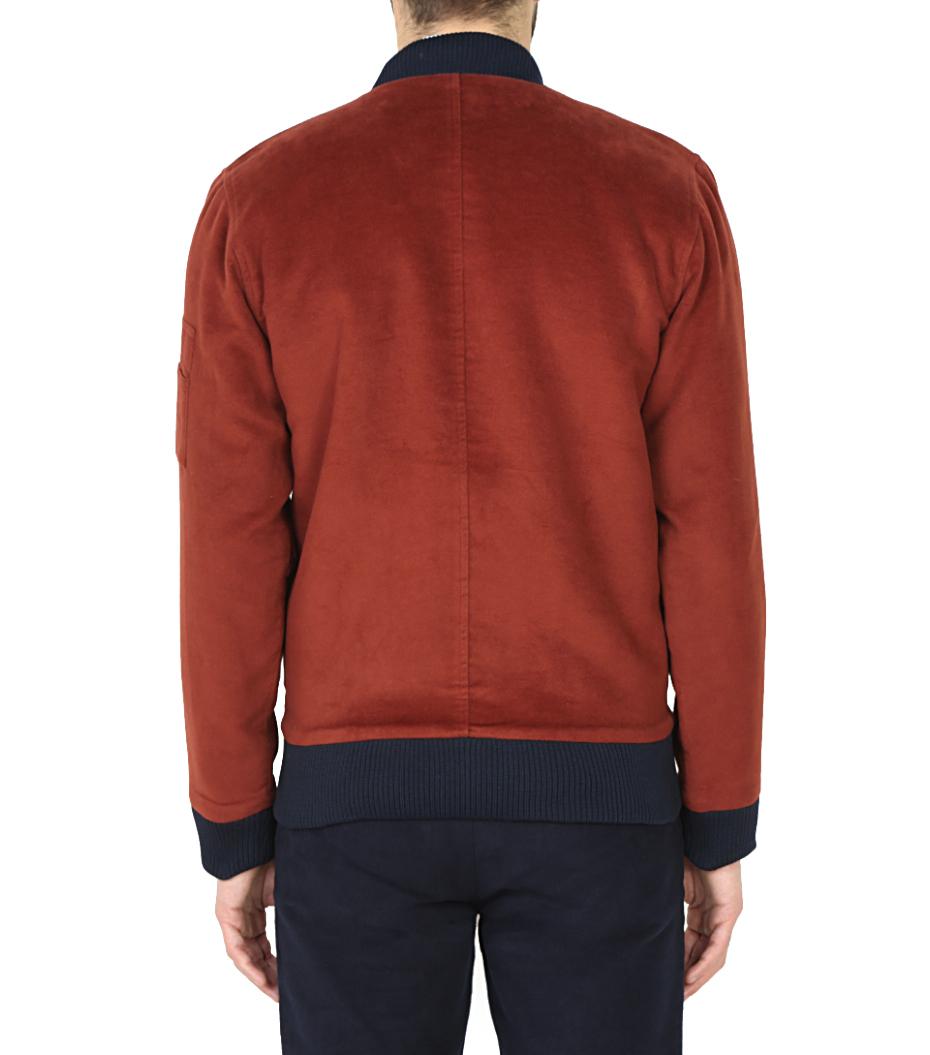 Jacket Anatole - Rusty