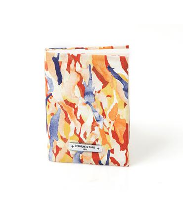 Notebook Camo - Ocre camo