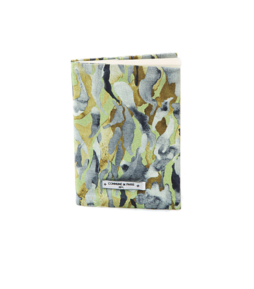 Notebook Camo - Green camo