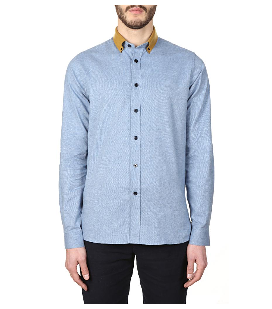 Shirt David 02 - Blue