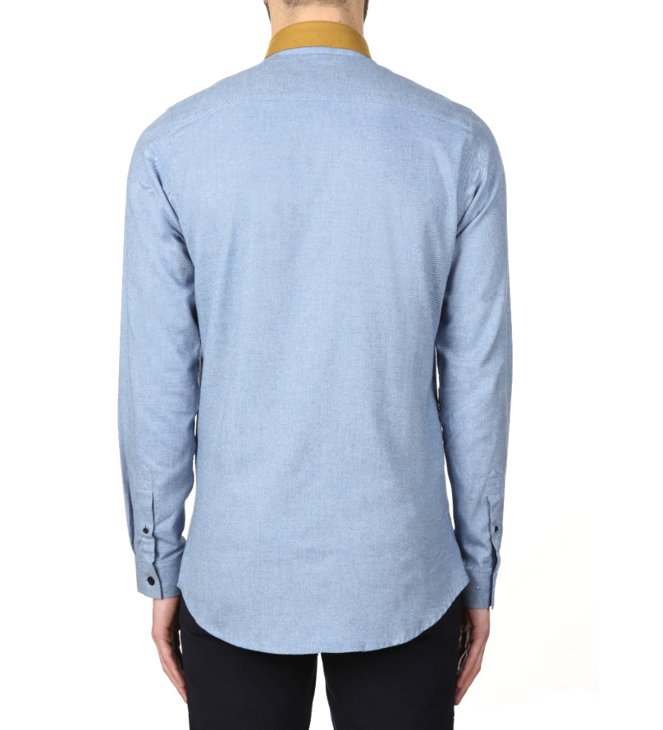 Shirt Molain - Blue