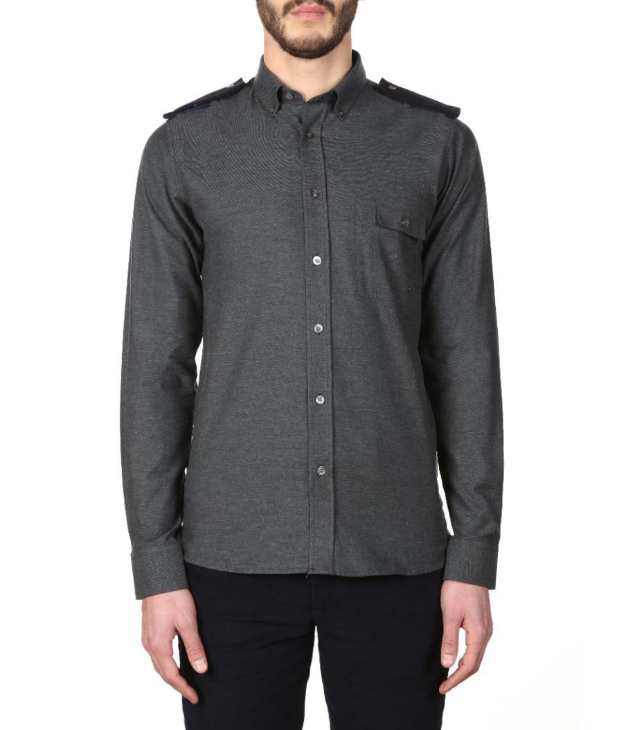 Shirt Molain - Grey