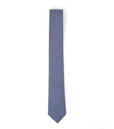 Tie CDP - Blue pattern 2