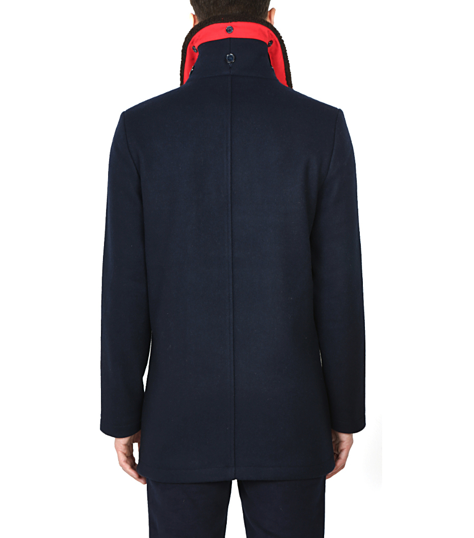 Coat Lisbonne - Navy