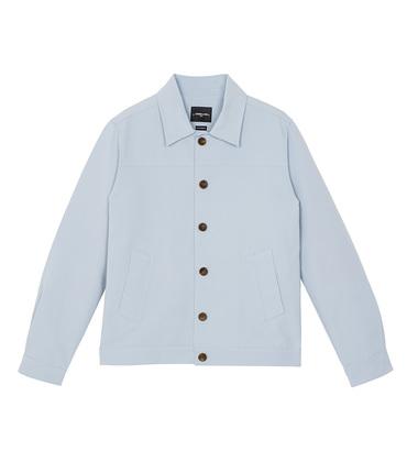Jacket Jean - Light blue