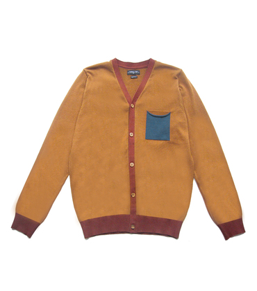 Cardigan Chaville - Brown/beige