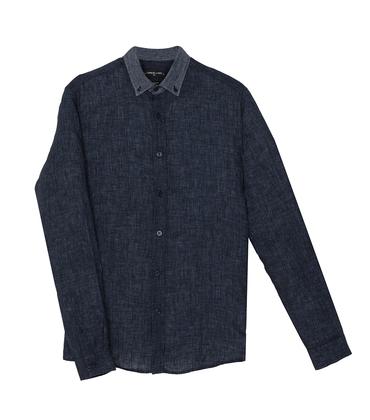 Shirt David - Navy