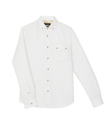 Shirt Garget - Offwhite