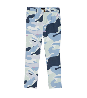 Pantalon GN3 PRINT - Camo