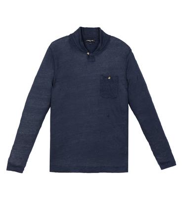Long sleeves Javis - Navy