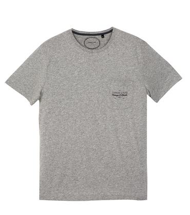 Tee-shirt Embro - Marl grey