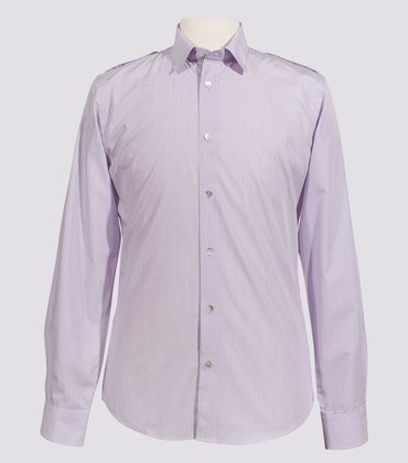 Shirt Michel - Lilac & mauve