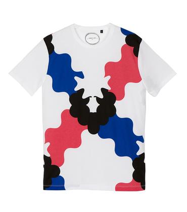 Tee-shirt Motif - White