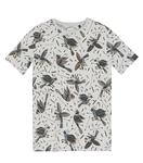 Tee-shirt Oiseaux All - Medium grey