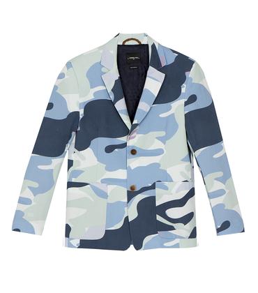 Suit Jacket Protot 2 - Camo