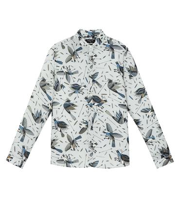 Shirt Menand Birds