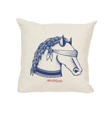 Cushion Cheval