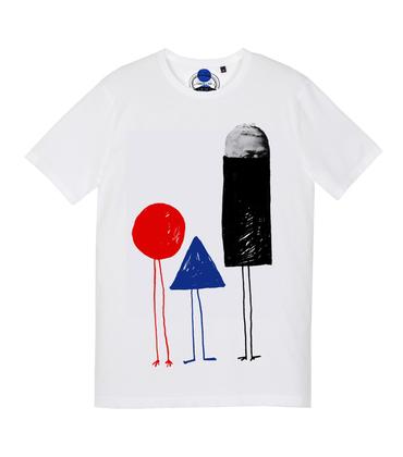Tee-shirt Shadoks - White