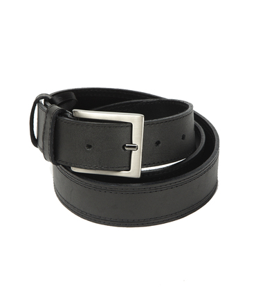 Belt CDP - Black leather