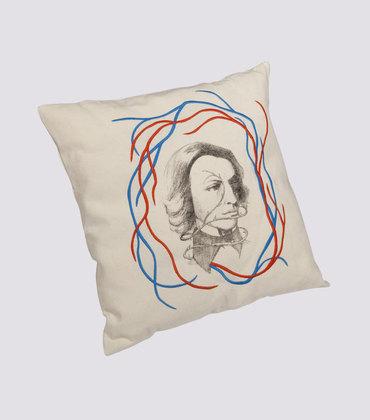 Cushion Portrait -