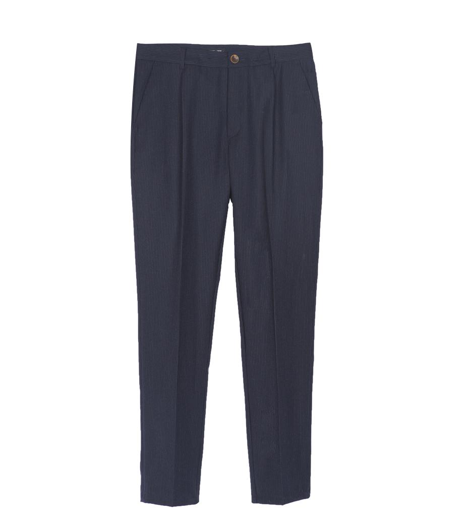 Pants GN4-01 - Blue w/stripes