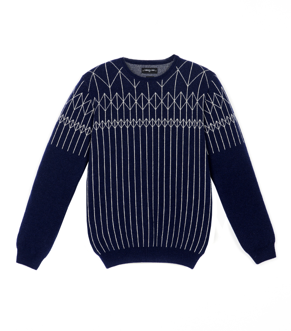 Pullover Ambroise - Navy