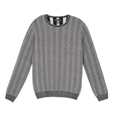 Pullover Maur - Marl black