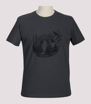 Tee-shirt Greetings - Grey