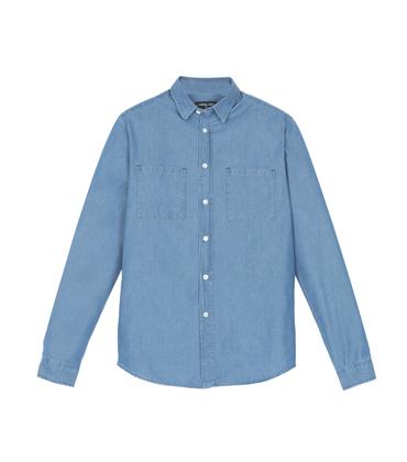 Shirt Caze - Denim