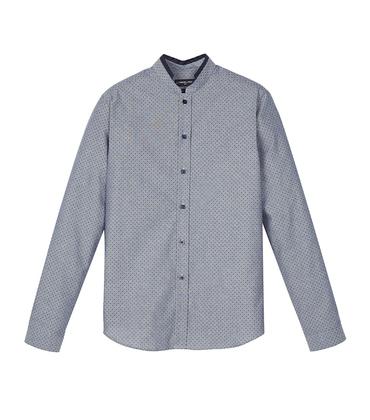 Shirt Malon - Blue dots