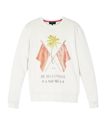 Sweater Belleville  - Offwhite