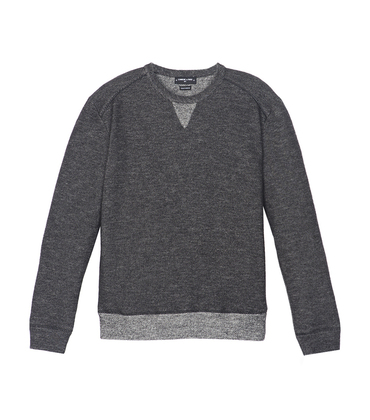 Sweater Vic - Marl black