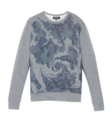 Sweater Xplo - Marl grey