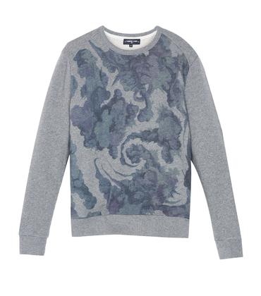 Sweater Xplo - Marl grey
