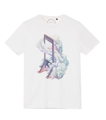 Tee-shirt Echafaud - Pink