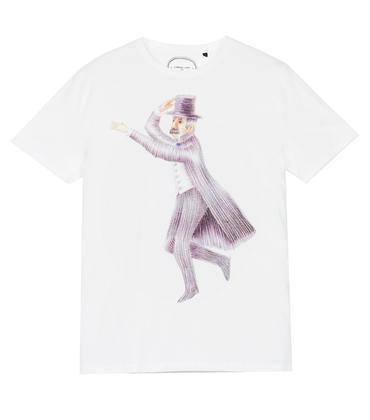 Tee-shirt Fuyard - White