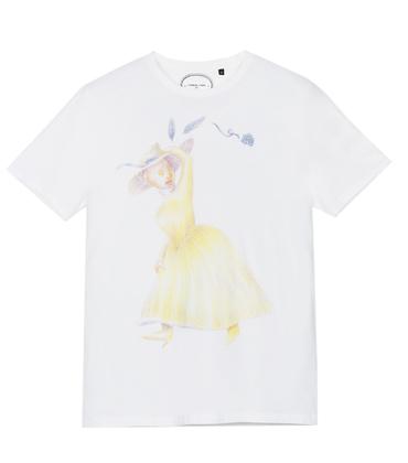Tee-shirt Fuyarde - White