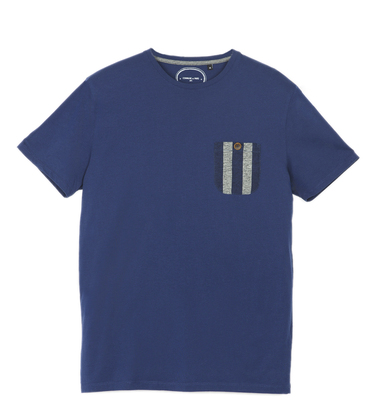 Tee-shirt Mimile 02 - Blue