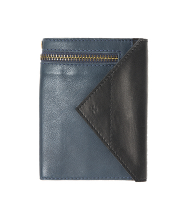 Wallet Avril - Dark navy
