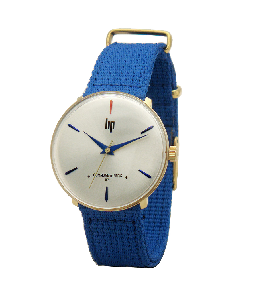 Watch Pano 1871 - Bleu