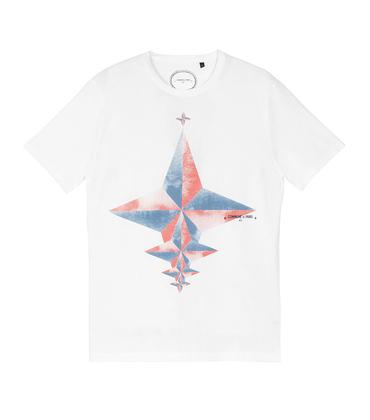 Tee-shirt Croix - White