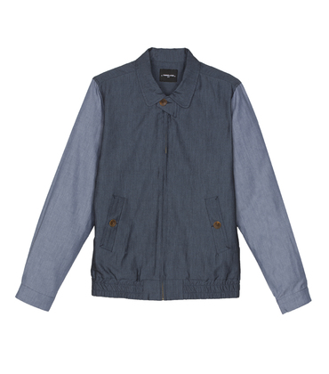 Jacket Achille 03 - Blues