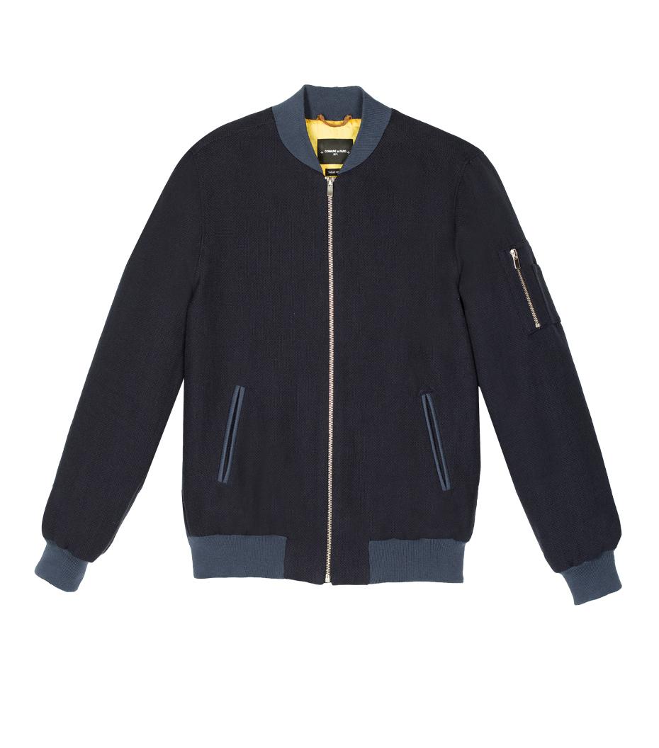 Jacket Anatole 02 - Navy