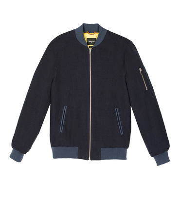 Jacket Anatole 02 - Navy