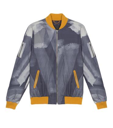 Jacket Anatole 03 - Encre print